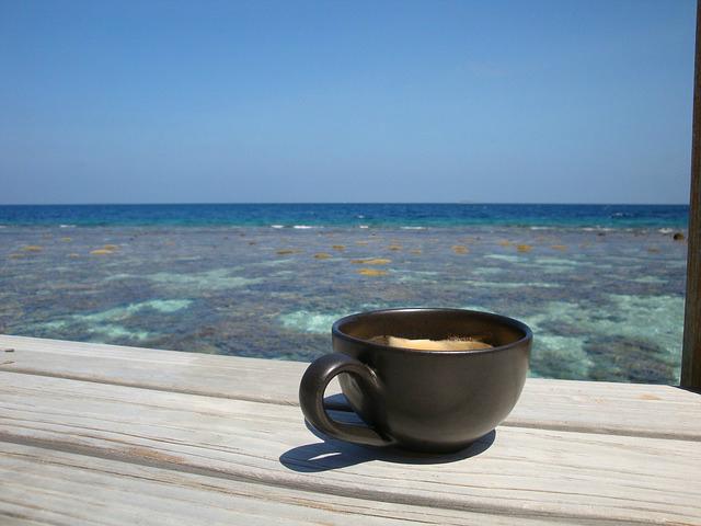 sea,cafe