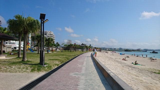 沖縄と言えば青い海・青い空・白い砂浜