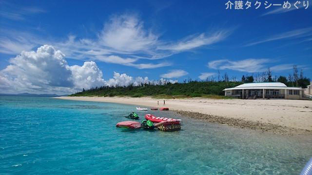 とにかく美しすぎる!!もう一つの沖縄・水納島へGO!