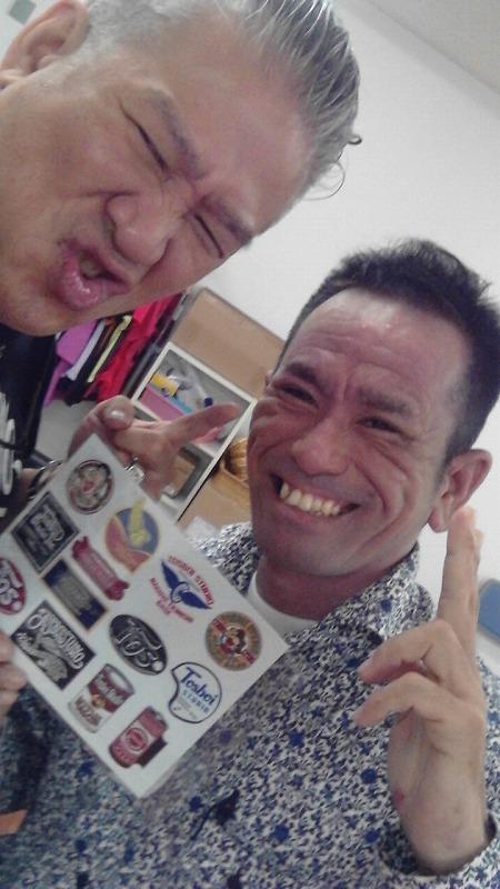 代表取締役・無職の坪井秀樹氏。ダンディズム親父の鑑だ。