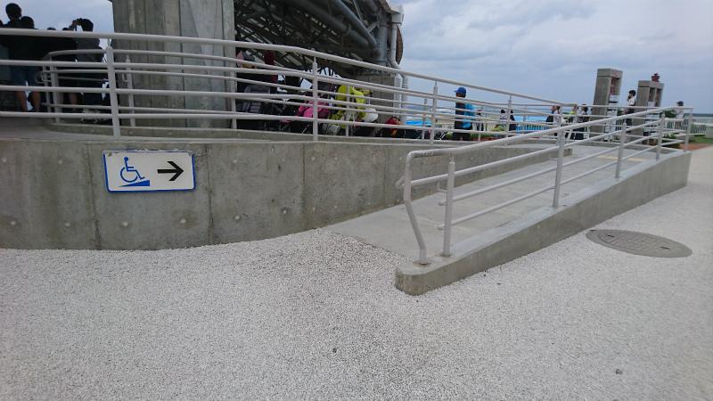車椅子ユーザーもこちらから。