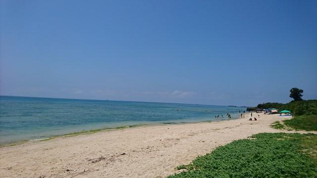 今回の取材日にはこちらの海岸で催されたのですが。