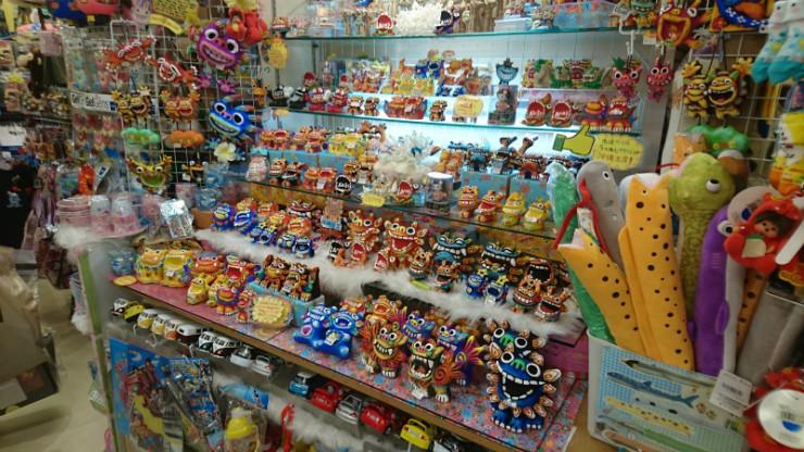 沖縄に来たならショッピングもゆ~っくり楽しんじゃおう!