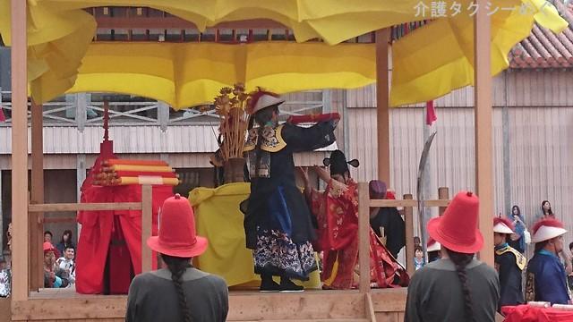 首里城・御庭で冊封儀式が時空を超えて舞い戻ってきた2017年の秋、沖縄から世界へ