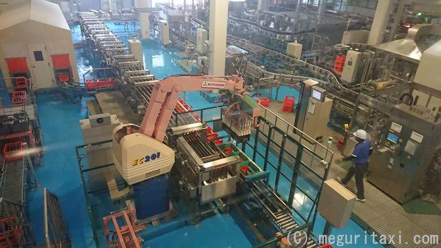 ハッピーパーク工場内・製造ライン
