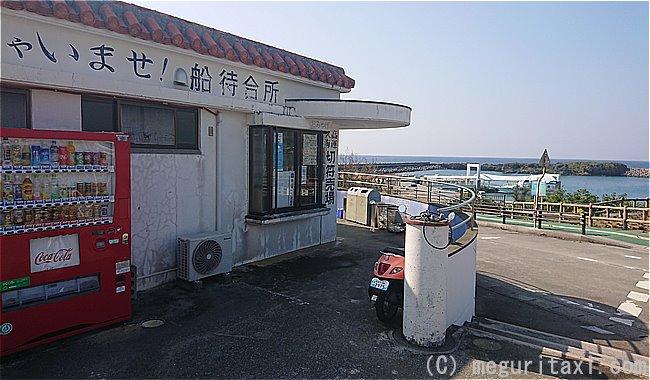 久高島・海運事務所