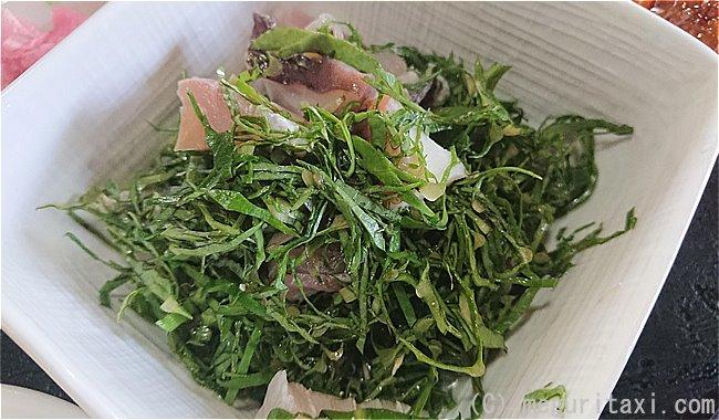 沖縄料理に使われる にがな