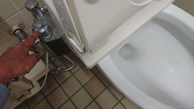道の駅かでな オストメイト対応設備トイレ