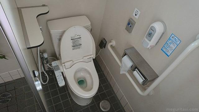 おんなの駅 オストメイト対応設備トイレ