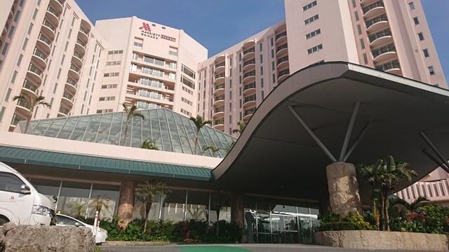 沖縄マリオットホテル